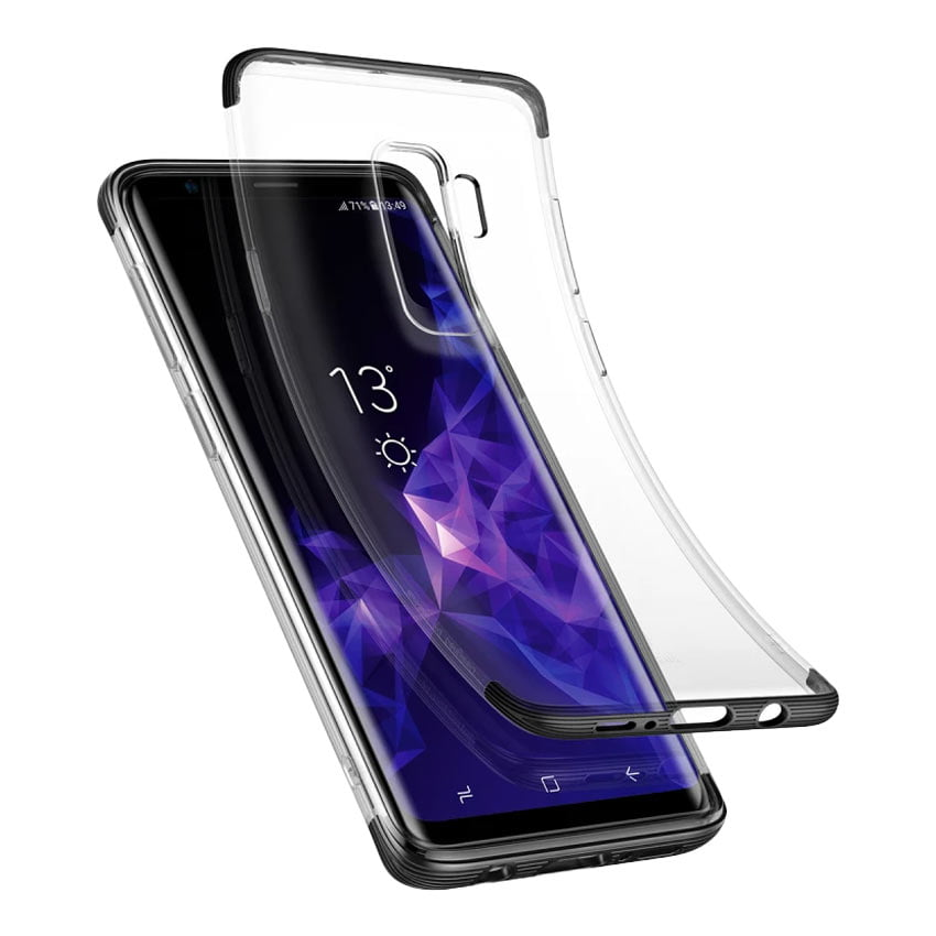 baseus-armour-case-samsung-galax-s9+-black-1