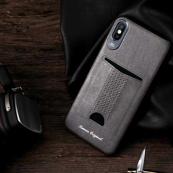 remax-mihsuan-series-case-iphone-xr-grey