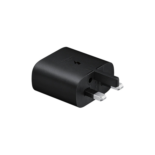 #Originalz Samsung 25W Type-C Charger Black