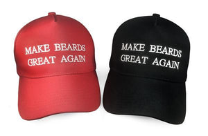 Beardaments Ultimate Bundle-Beardaments-Red Hat-Beardaments Beard Ornaments Glitter