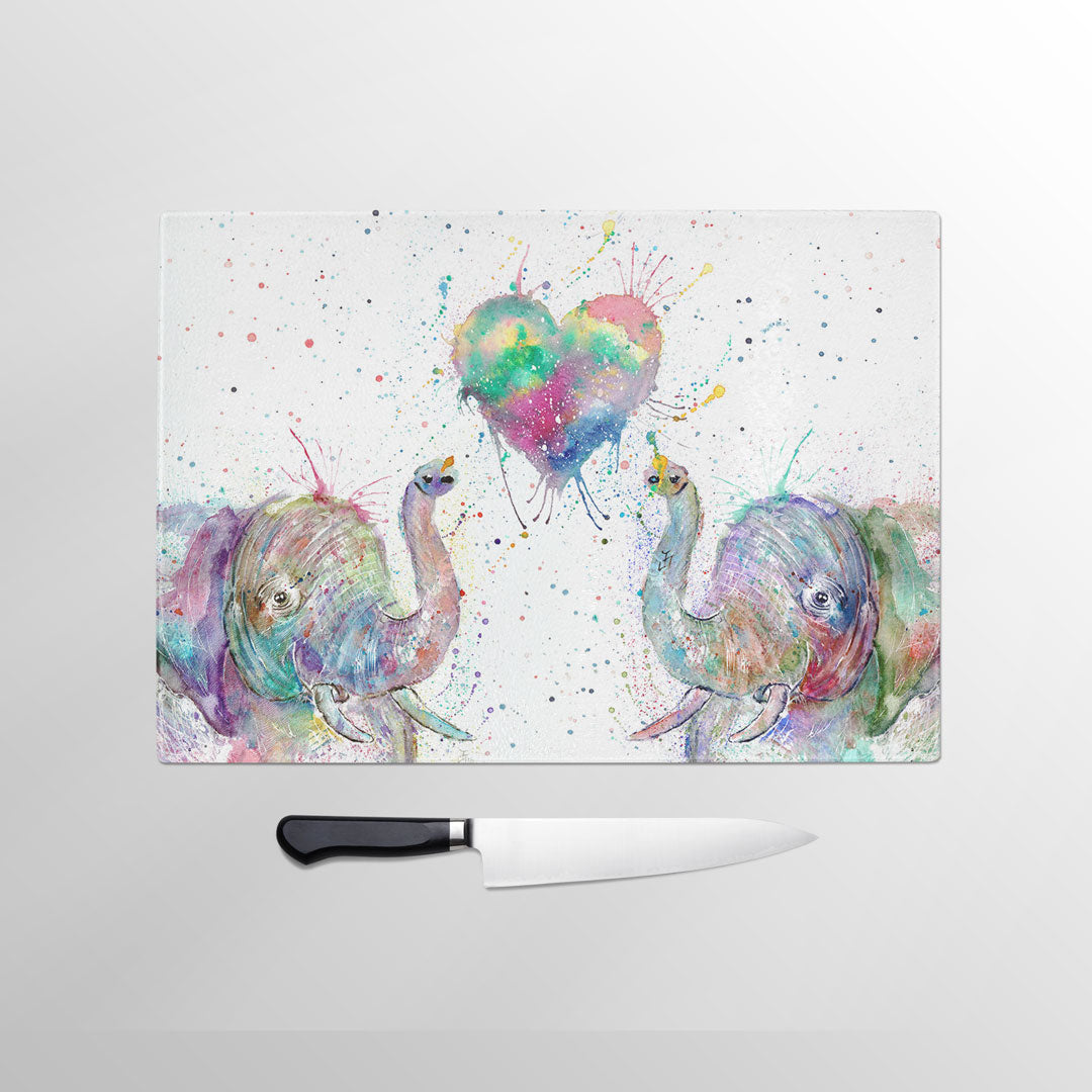 Jamie Taylor Art Glass Chopping Boards