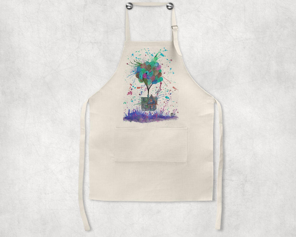 Up Pinks Apron