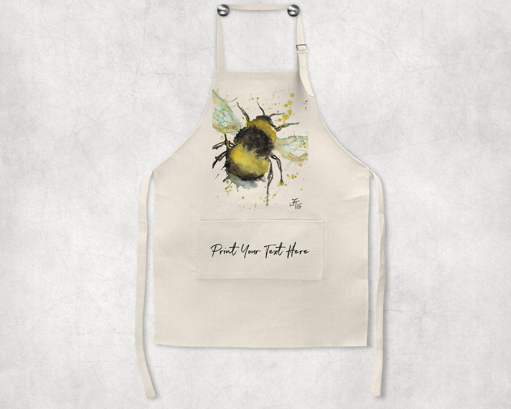 Bumble Bee Personalised Apron