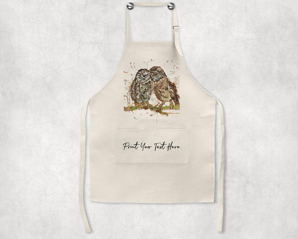 My Favourite Owl Personalised Apron