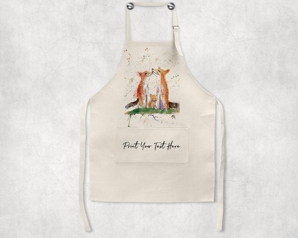 Our Cub Personalised Apron