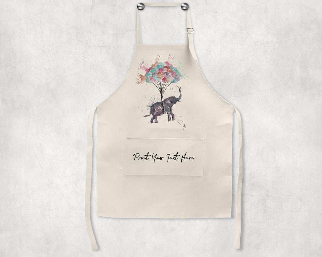 Up! Up! and Away! Personalised Apron