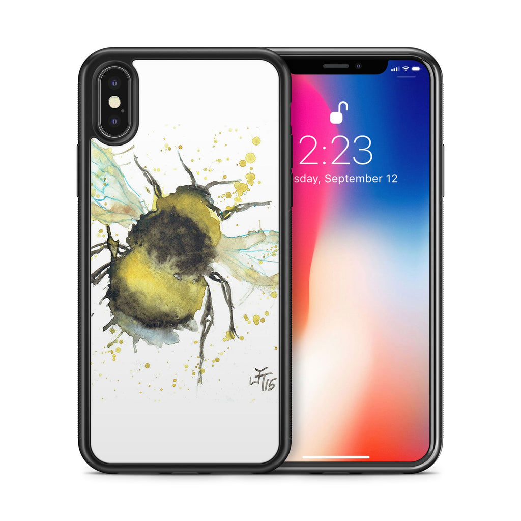 Bumble Bee Bumper Phone Case