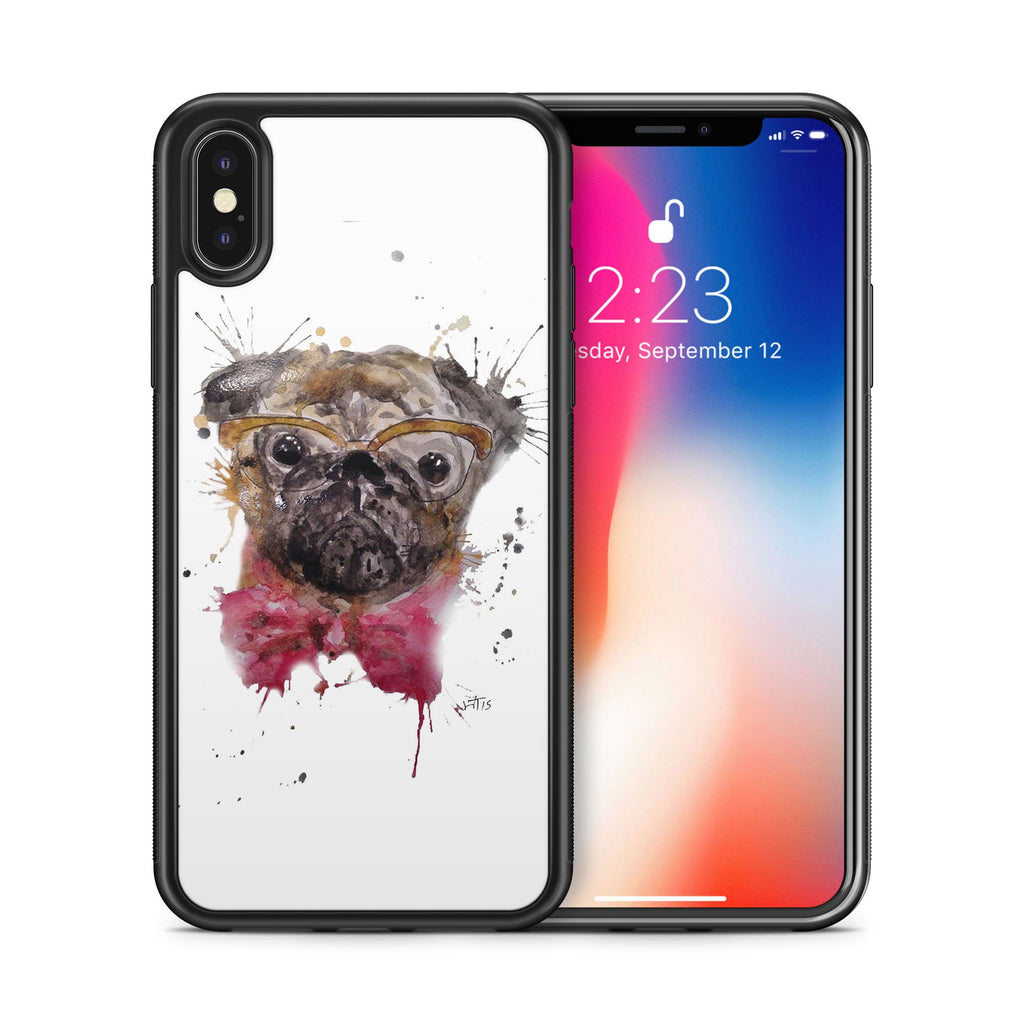 Pug Bumper Phone Case