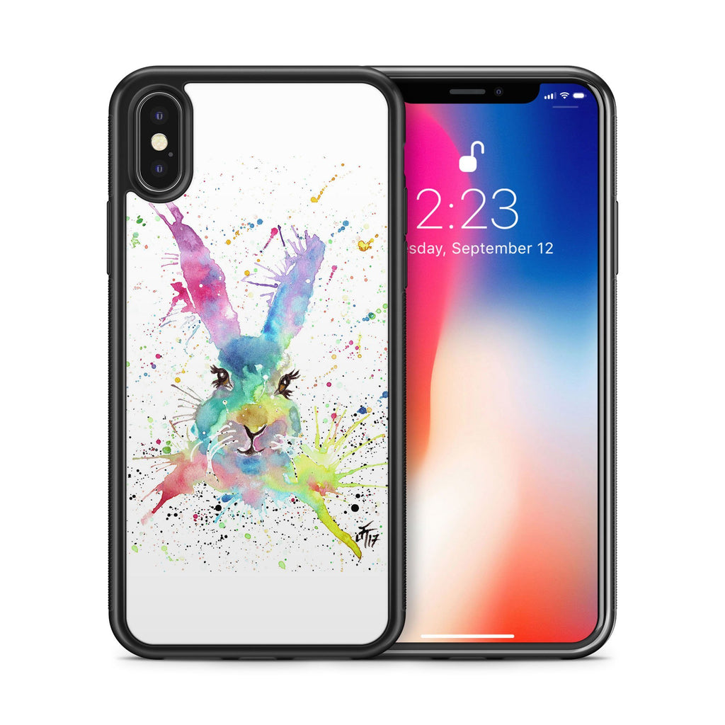 Summer Hare Bumper Phone Case