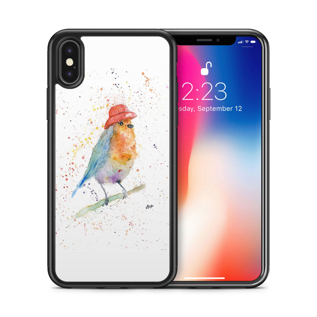 Mrs Robin Bumper Phone Case