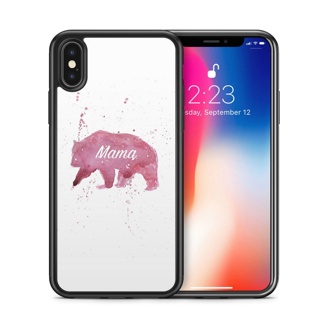 Mama Bear Bumper Phone Case