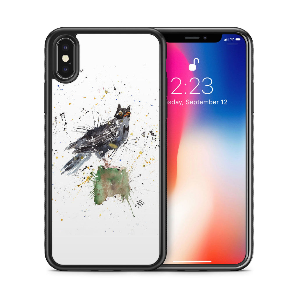 Blackbird Batman Bumper Phone Case