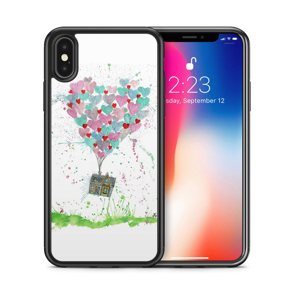 Valentines Up Bumper Phone Case