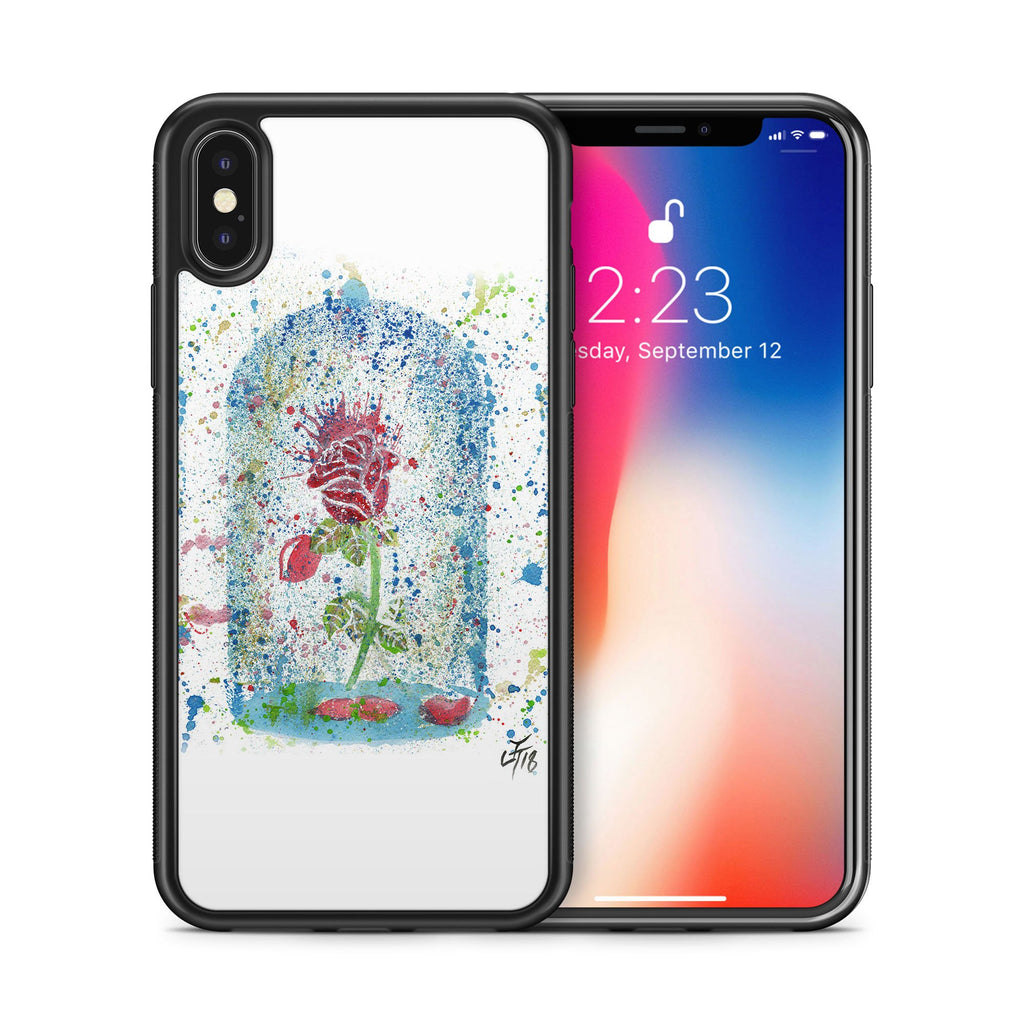 Magic Rose Bumper Phone Case