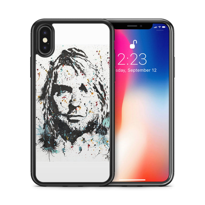 """Kurt"" Bumper Phone Case"
