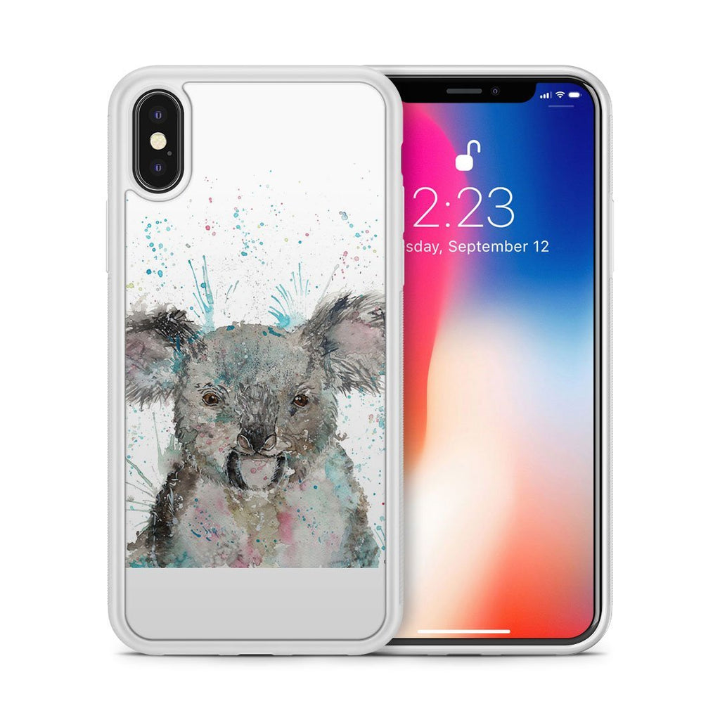 """Cookie"" Koala Bear Bumper Phone Case"
