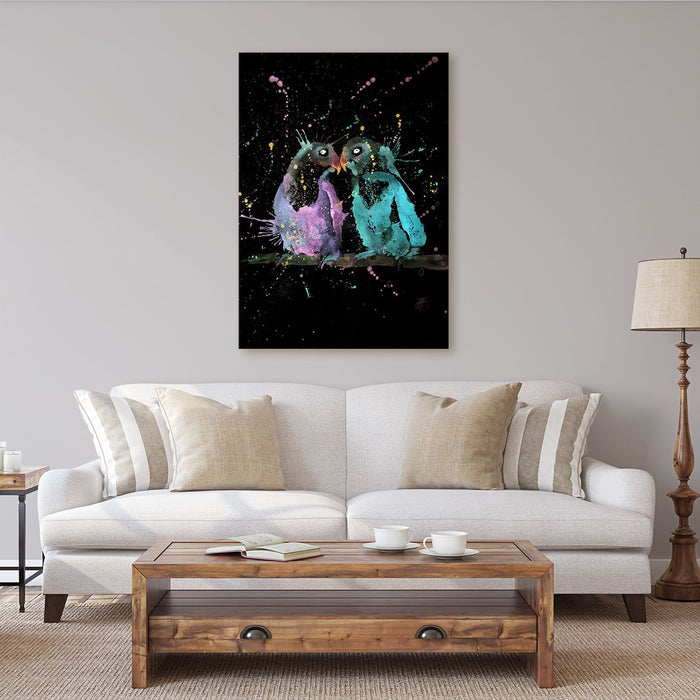 Olive & Cecil Enchanted Canvas Print