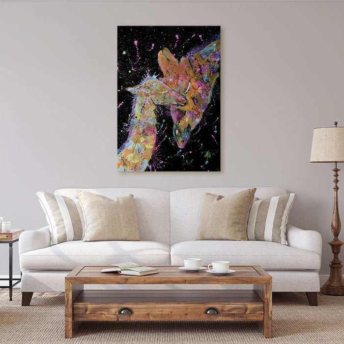 Hope Enchanted Canvas Print