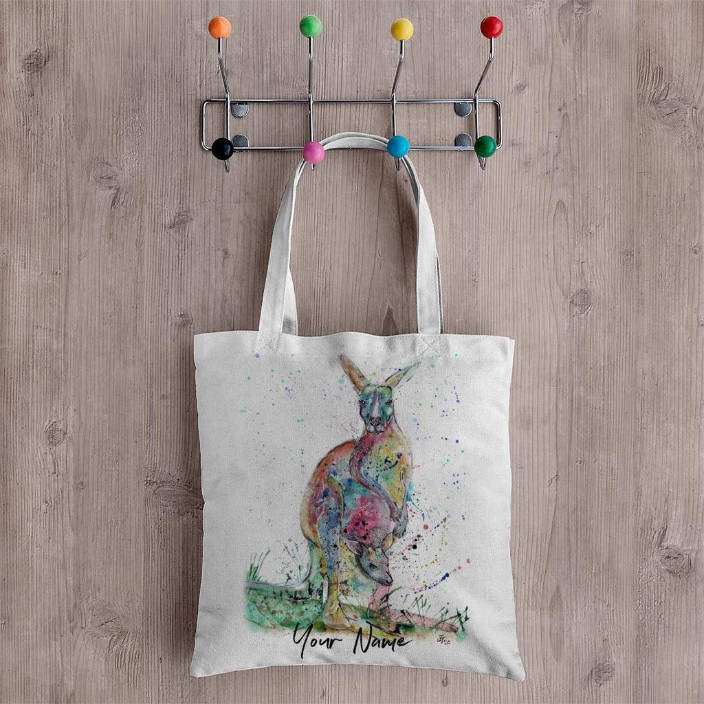 HOP! Personalised Canvas Tote Bag
