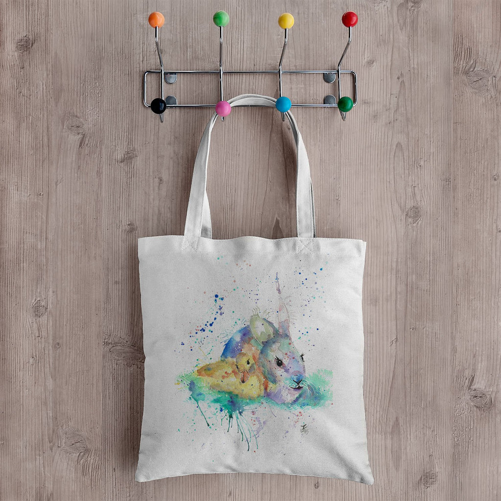 Pals Canvas Tote Bag