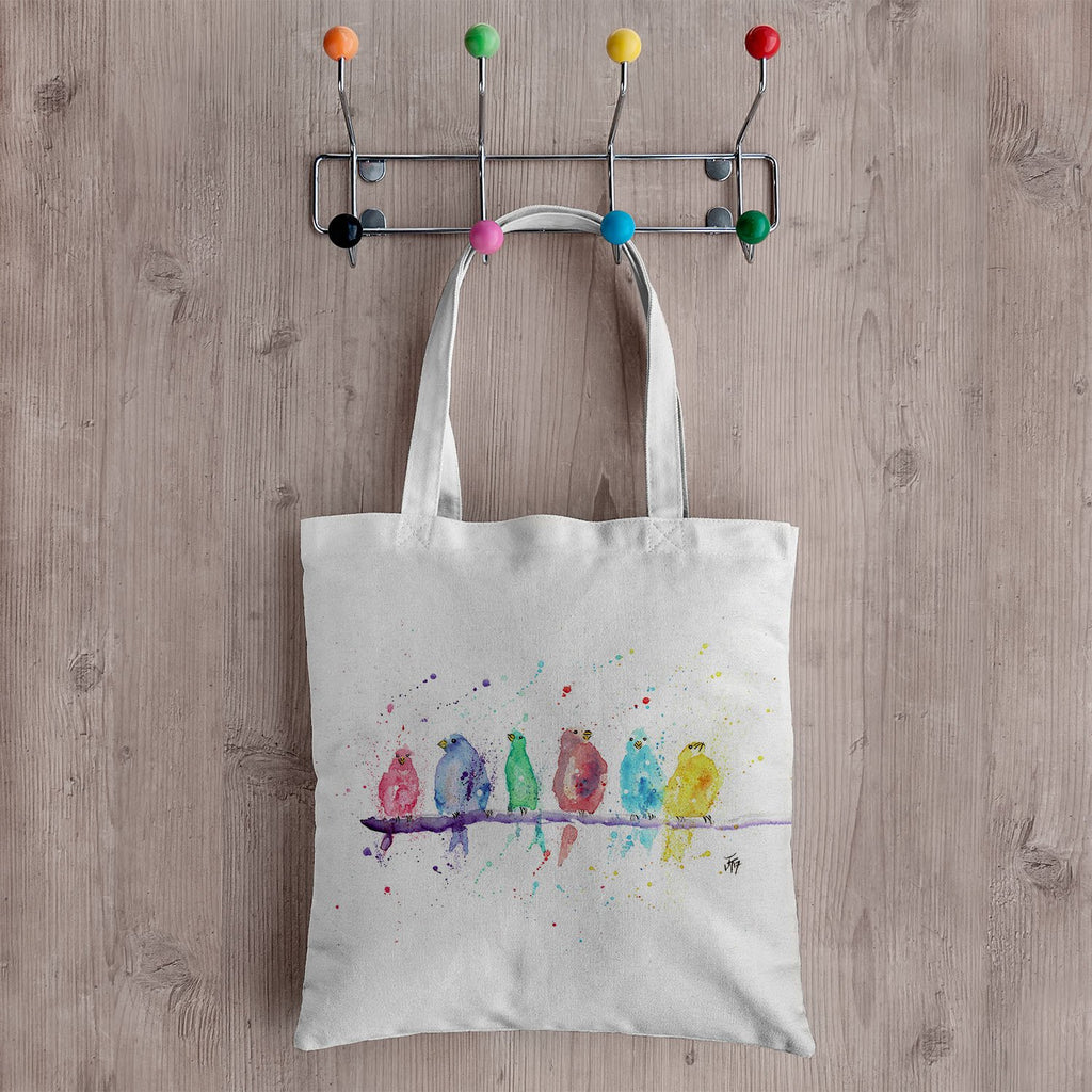 Tweet Canvas Tote Bag