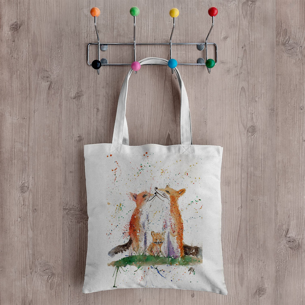 Our Cub Canvas Tote Bag