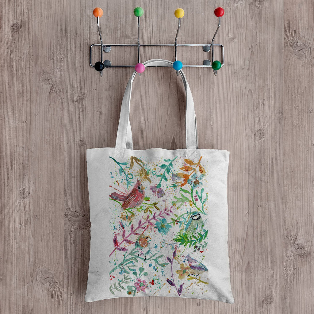 Hedgerow Canvas Tote Bag