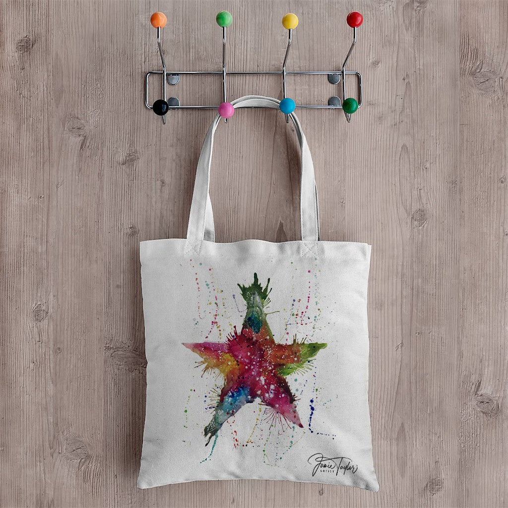 Star! Canvas Tote Bag