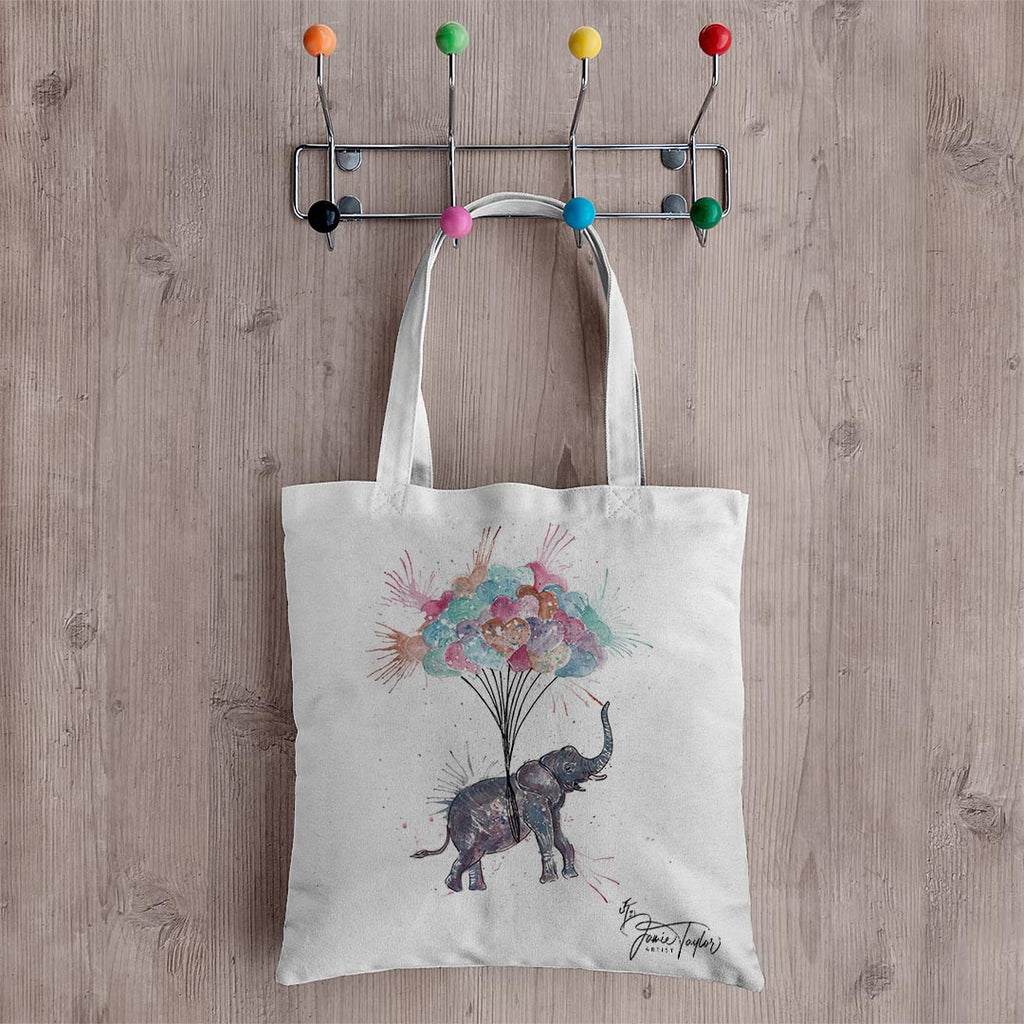 Up! Up! and Away! Canvas Tote Bag