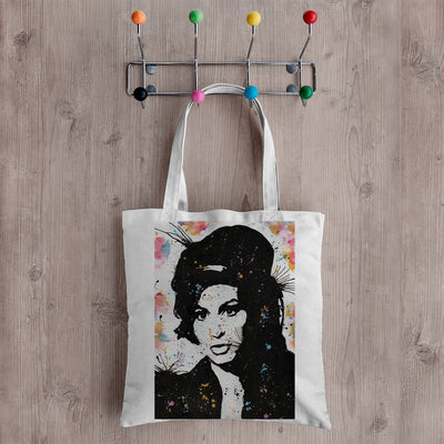 """Amy"" Canvas Tote Bag"