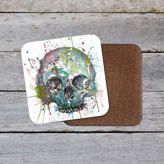Skull coaster blues Coaster