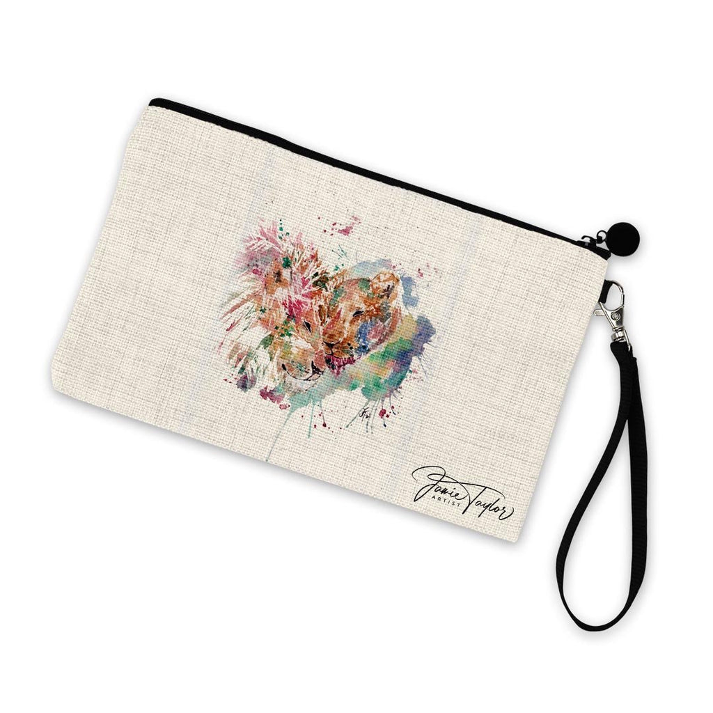 Everlasting Linen Cosmetic Bag