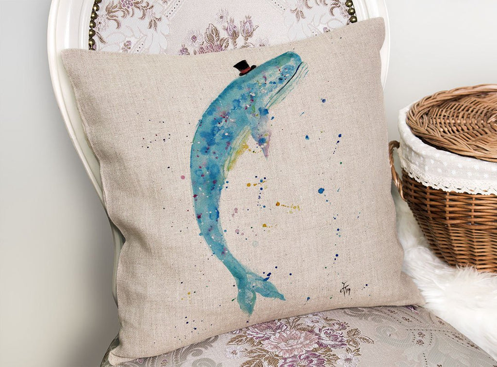 Burt Linen Cushion Cover
