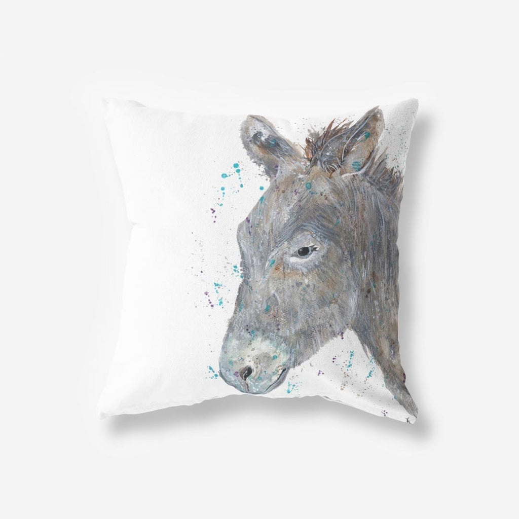 Dennis Donkey Faux Suede Cushion