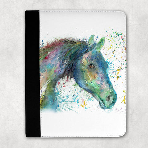 """Neigh"" Horse Folio Tablet Case"