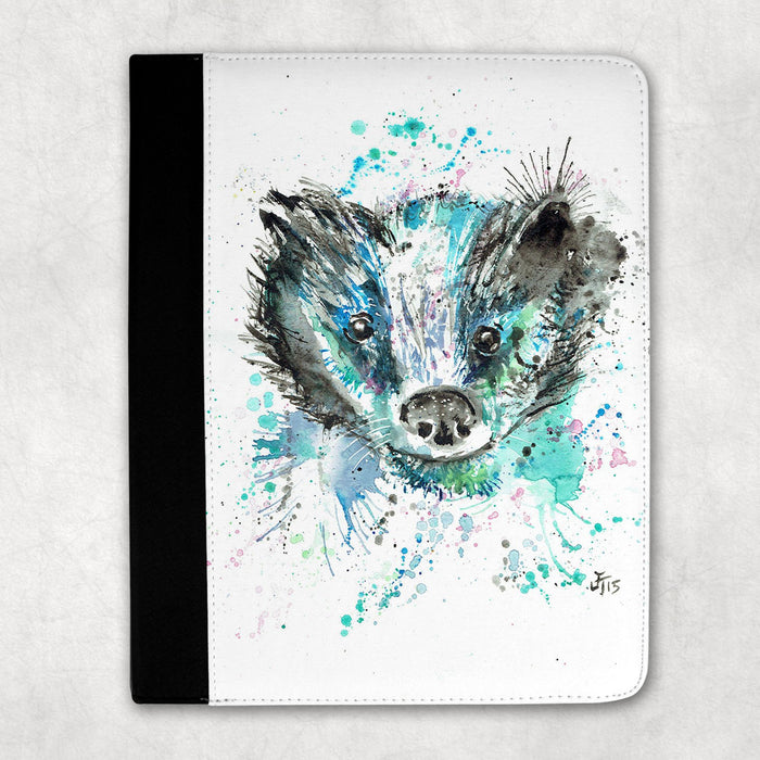 """Baz"" Badger Folio Tablet Case"