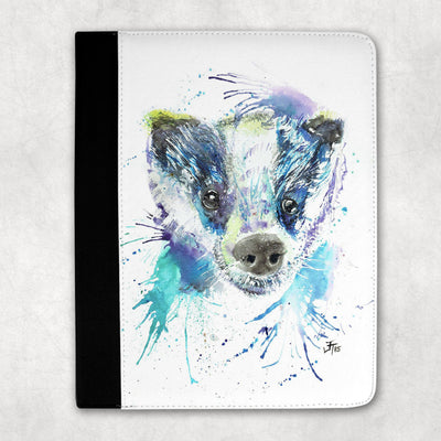 """Badge"" Badger Folio Tablet Case"