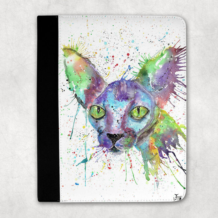 """Brian"" Sphynx Folio Tablet Case"