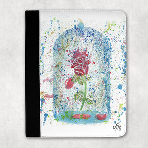 Magic Rose Folio Tablet Case
