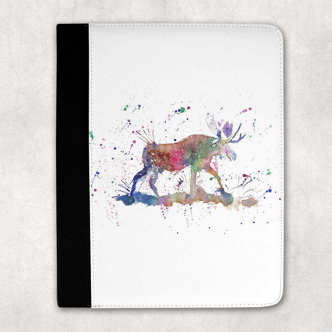 """Morgan"" Moose Folio Tablet Case"