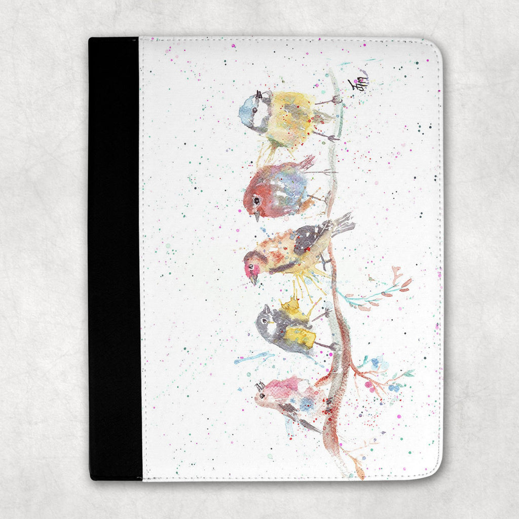 """Tree Friends"" Birds 2 Folio Tablet Case"