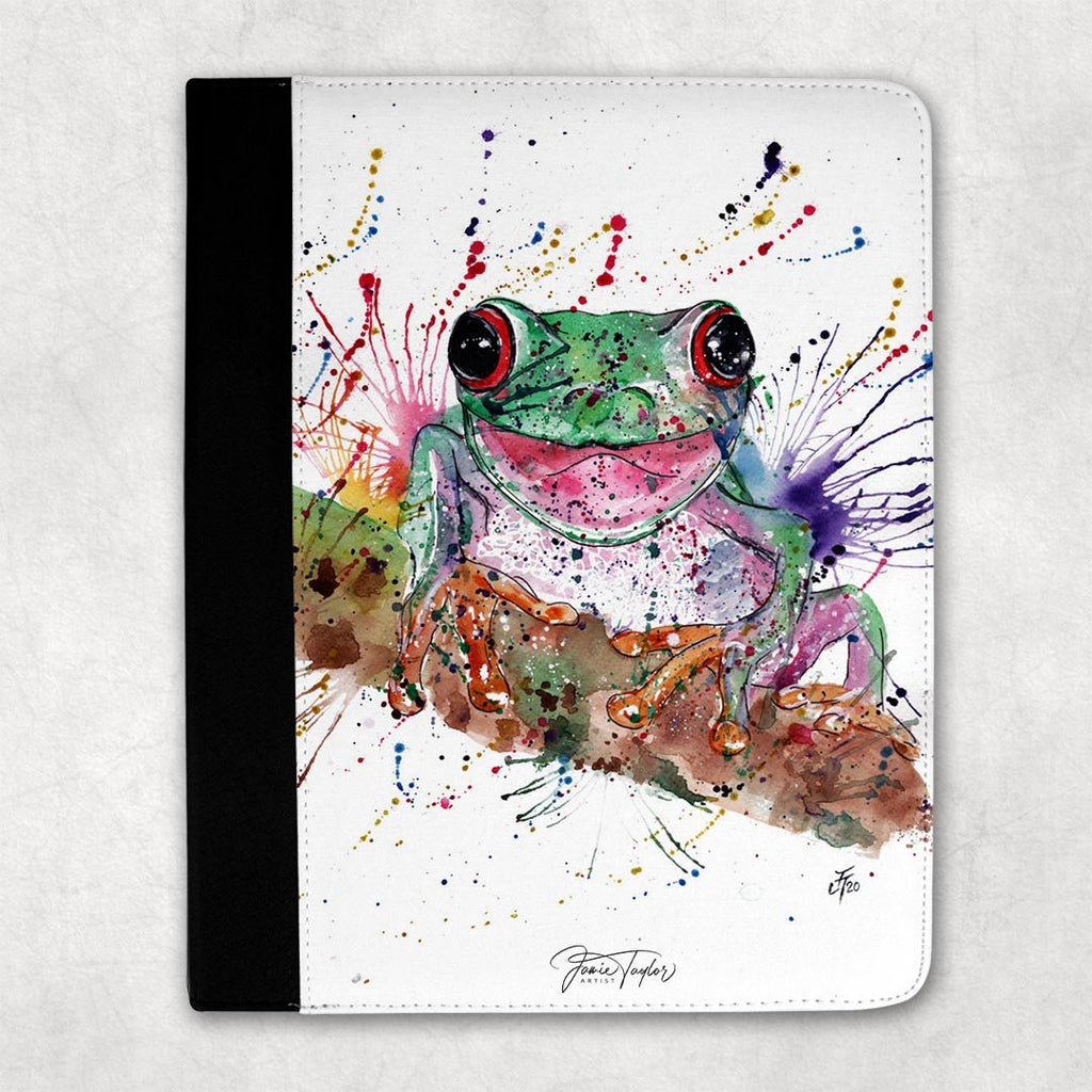 Chris the Frog Folio Tablet Case