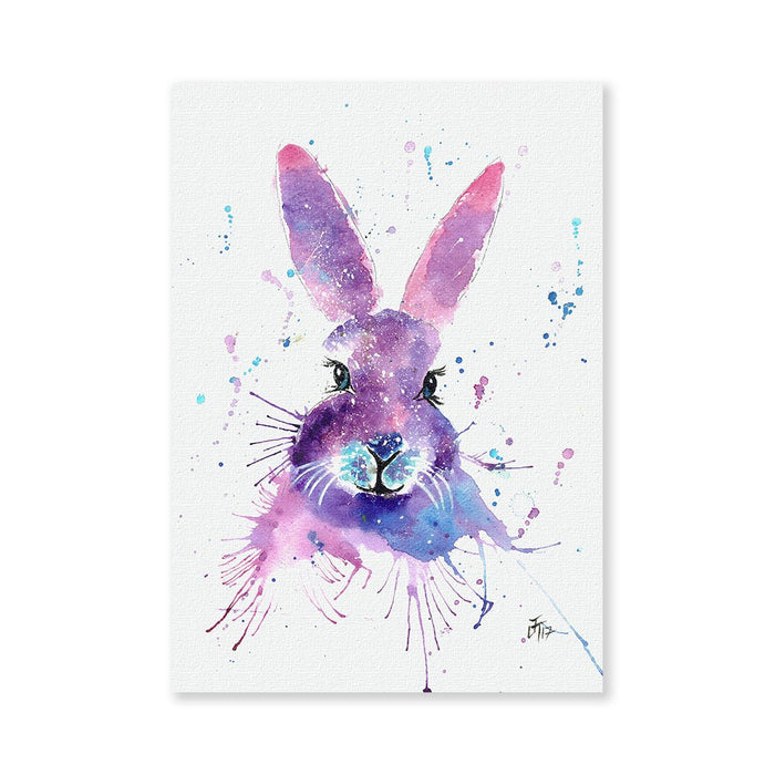 """Berry"" Hare Signed Fine Art Print"