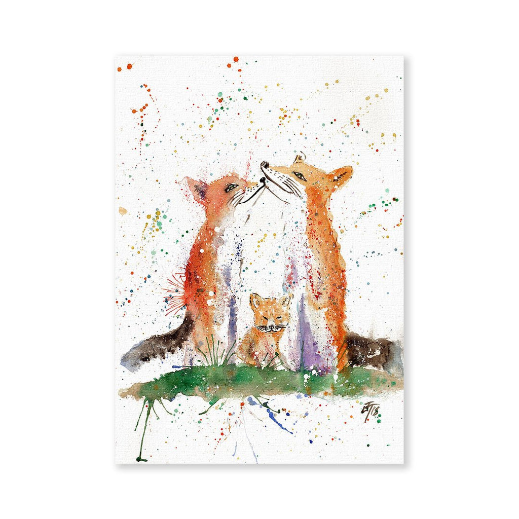 Our Cub Signed Fine Art Print