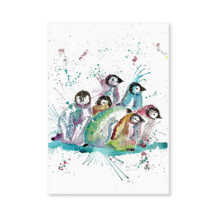 Clan Signed Fine Art Print
