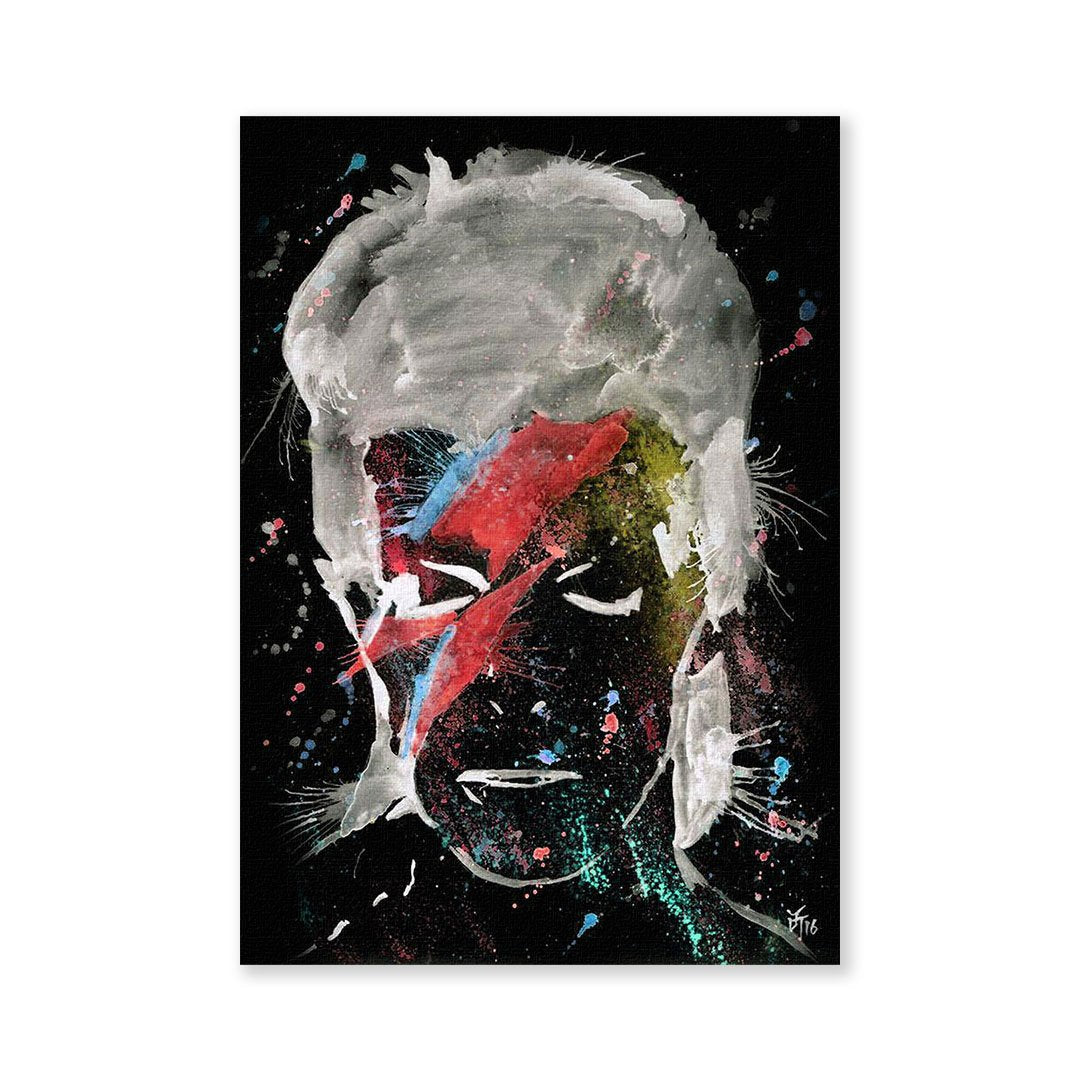 Starman Enchanted Signed Fine Art Print