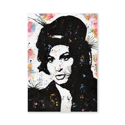 """Amy"" Signed Fine Art Print"
