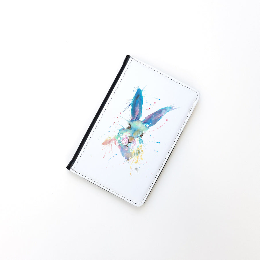 """Mr Bunny"" Passport Holder"