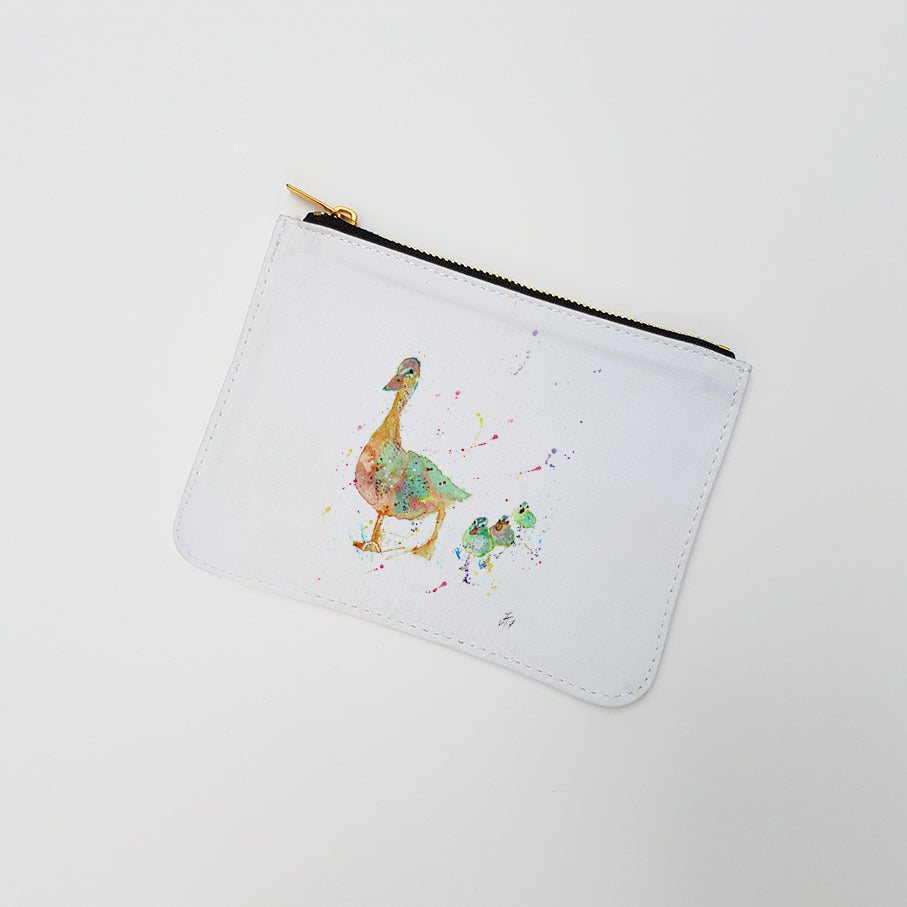 """Waddle"" Large Coin Pouch"