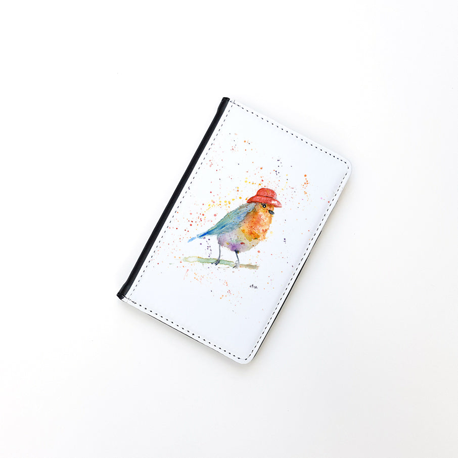"""Mrs Robin"" Passport Holder"